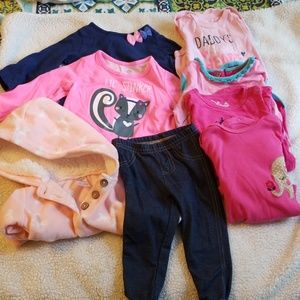 🆕6 month old clothing bundle 8 pieces